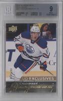 Young Guns - Connor McDavid /100 [BGS 9]