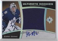Ultimate Rookies Auto Jersey - Tier 1 - Garret Sparks /149