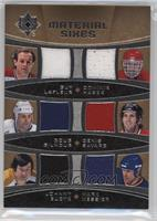 Guy Lafleur, Doug Gilmour, Johnny Bucyk, Dominik Hasek, Denis Savard, Mark Mess…