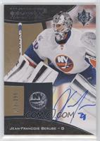 Autographed Ultimate Rookies - Tier 1 - Jean-Francois Berube /299