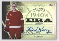 Red Kelly /20