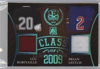 Luc Robitaille, Brian Leetch /15