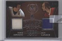 Tony Esposito, Guy Lafleur /40 [ENCASED]