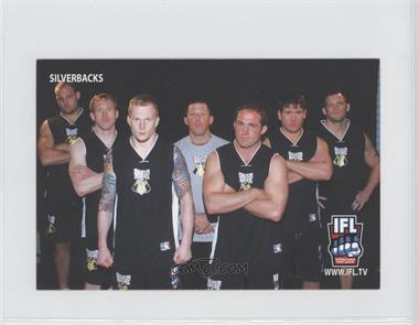 2005-06 360 Entertainment IFL Promos - [Base] #NoN - Quad City Silverbacks