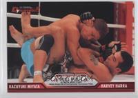 Kazuyuki Miyata vs Harvey Harra