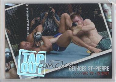 2009 Topps UFC - [???] #PF-PF-8 - Georges St-Pierre /1
