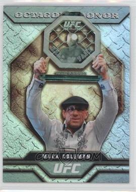 """2009 Topps UFC - Octagon of Honor #OOH-5 - Mark """"The Hammer"""" Coleman (Mark Coleman) /88"""