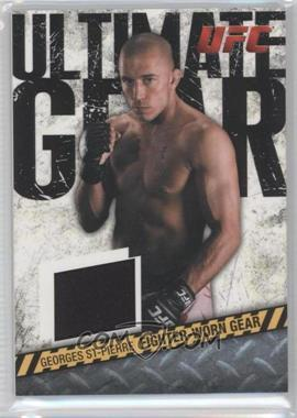 2009 Topps UFC - Ultimate Gear #UG-GSP - Georges St-Pierre /139