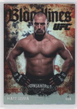 2009 Topps UFC [???] #BL-13 - Matt Serra