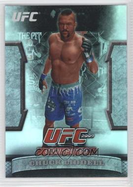 """2009 Topps UFC [???] #GTG-1 - Chuck """"The Iceman"""" Liddell (Chuck Liddell)"""