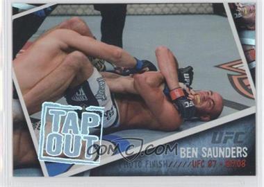 2009 Topps UFC [???] #PF-19 - Ben Saunders