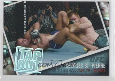 2009 Topps UFC [???] #PF-8 - Georges St-Pierre