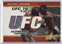 Anthony Johnson /199