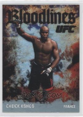2009 Topps UFC Bloodlines #BL-12 - Cheick Kongo