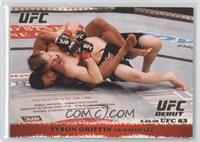 Tyson Griffin vs David Lee