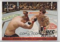 Roger Huerta vs Jason Dent /288