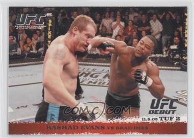 2009 Topps UFC Round 1 [???] #31 - [Missing]