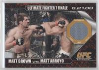 Matt Brown vs Matt Arroyo /88