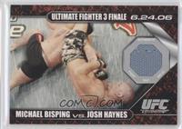 Michael Besping vs Josh Haynes
