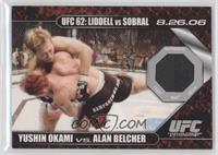 Yushin Okami vs Alan Belcher