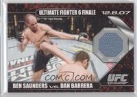 Ben Saunders, Dan Barrera