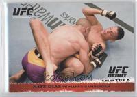 Nate Diaz vs Manny Gamburyan /288