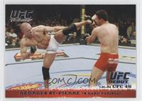 Georges St-Pierre vs Karo Parisyan