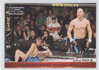 Josh Burkman vs Sammy Morgan