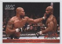 Quinton Jackson vs Marvin Eastman