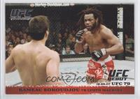 Rameau Sokoudjou vs Lyoto Machida