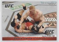 Brock Lesnar vs Frank Mir