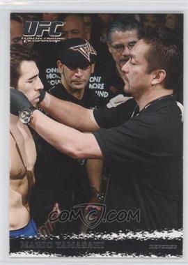2009 Topps UFC Round 1 #93 - Mario Yamasaki