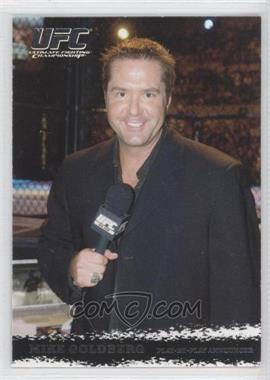 2009 Topps UFC Round 1 #95 - Mike Goldberg