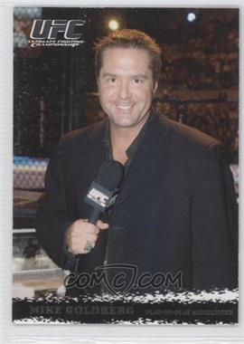 2009 Topps UFC Round 1 #95 - Mike Goldberg