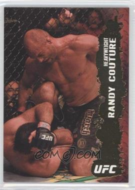 "2009 Topps UFC Round 2 - [Base] - Gold #46 - Randy ""The Natural"" Couture (Randy Couture)"