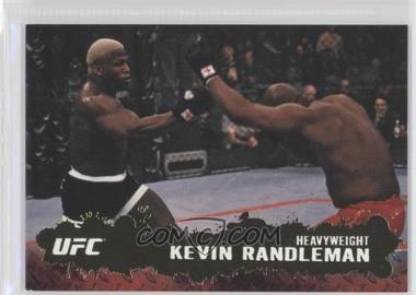 2009 Topps UFC Round 2 - [Base] - Gold #81 - Kevin Randleman