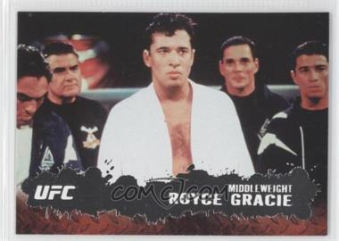 2009 Topps UFC Round 2 - [Base] #1 - Royce Gracie
