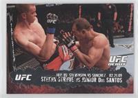 Stefan Struve vs Junior Dos Santos
