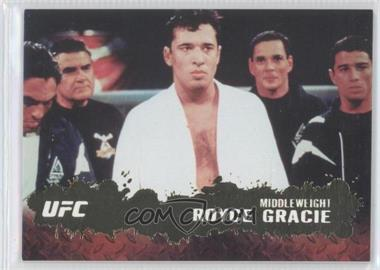 2009 Topps UFC Round 2 Gold #1 - Royce Gracie