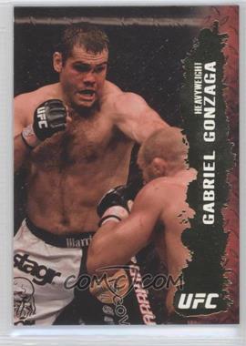 2009 Topps UFC Round 2 Gold #17 - Gabriel Gonzaga