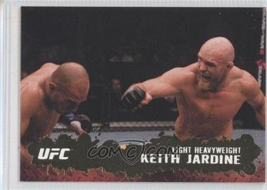 2009 Topps UFC Round 2 Gold #55 - Keith Jardine