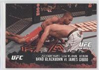 Brad Blackburn vs James Giboo /188