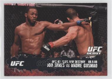 2009 Topps UFC Round 2 #101 - [Missing]