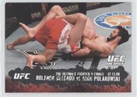 Rolando Delgado vs John Polakowski