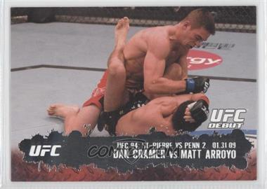 2009 Topps UFC Round 2 #123 - [Missing]