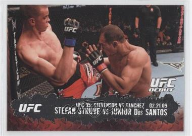 2009 Topps UFC Round 2 #138 - [Missing]