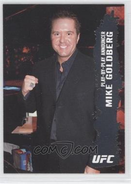 2009 Topps UFC Round 2 #145 - Mike Goldberg