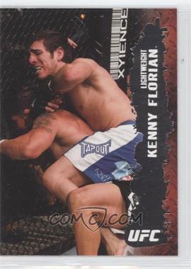 2009 Topps UFC Round 2 #2 - Kenny Florian