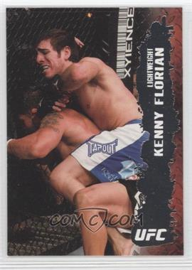 2009 Topps UFC Round 2 #2 - Kenny Florian