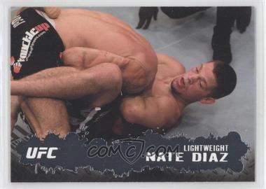 2009 Topps UFC Round 2 #3 - Nate Diaz